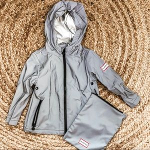 Baby Hunter Rain Jacket with Matching Carrying Bag